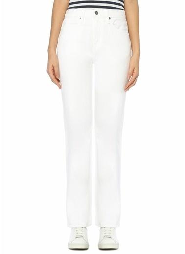 Frame Denim Pantolon Beyaz